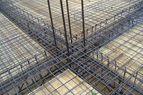 Armování betonu