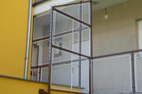 Ochranné mříže Vsetín