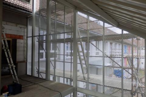 Požární schodiště ZŠ Halenkov