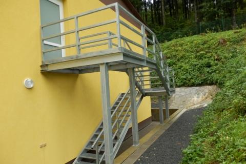 Venkovní schodiště Austin Detonator