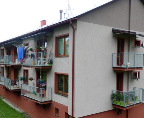 Balkonové zábradlí Liptál